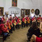 Фестиваль-конкурс «Гітаріада» у княжому замку.