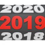 З ювілейних дат 2019 року