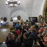 Дует Алєся Чумакова та Тетяни Ячної виступив у Острозькому замку